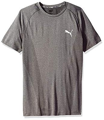 PUMA Men's Evoknit Basic T-Shirt