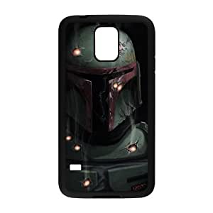 Hard Shell Case Cover For Samsung Galaxy S5 i9600 with Star Wars Warrior Fashion Style