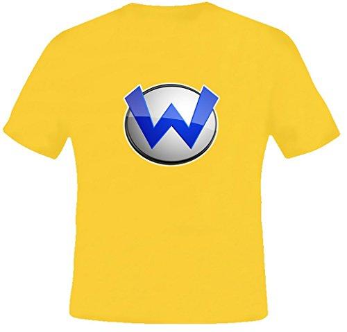 Super Mario Bros Wario Logo T Shirt 2XL Daisy