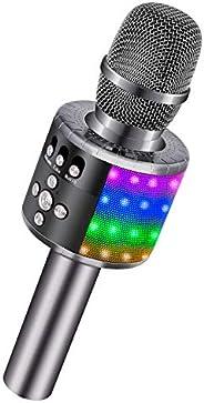 BONAOK Q78 Bluetooth Wireless Karaoke Microphone