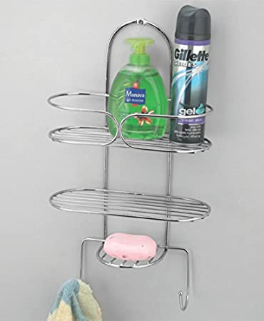 Lifetime Wire Products Bathroom Rack/Corner Rack/Storage Rack/Rack Shelf/  Kitchen