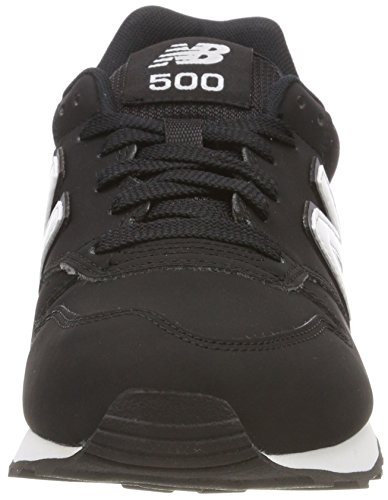 Gw500 White New Kir Black Irredescent Damen Schwarz Sneaker Balance 5q4qP
