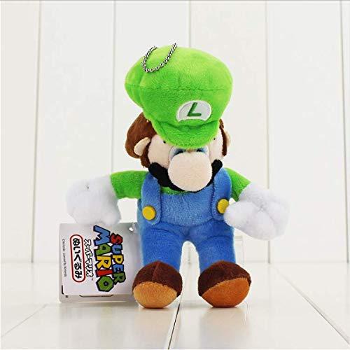 zoomingmingli Super Mario Juguetes De Peluche con Gancho ...