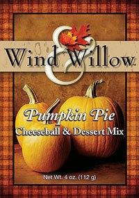 Wind & Willow Pumpkin Pie Cheeseball & Dessert Mix