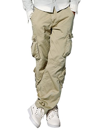 Match Men's Wild Cargo Pants #3357(34,British (Mens Cargo Pocket Pants)