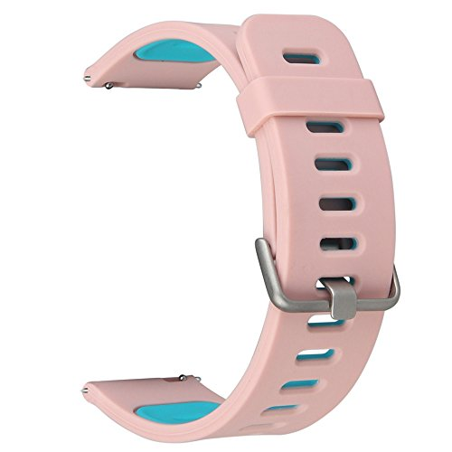 Frontier Classic Silicone Replacement Wristband