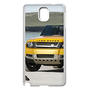 Samsung Galaxy Note 3 White Cell Phone Case HUBYLW1138 Landrover Phone Case Active