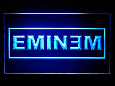 Eminem (Pattern 1) Hub Bar Advertising LED Light Sign P032B