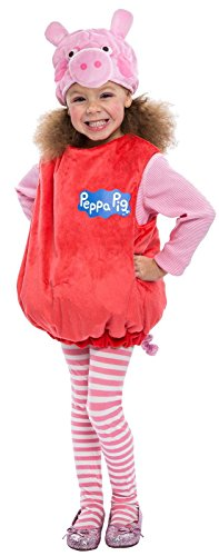 Peppa Pig Bubble Dress Costume, (Costume Pig)