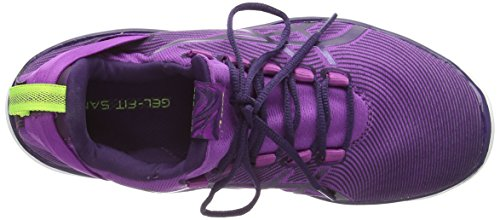 Asics GelFit Sana 2, Scarpe da Corsa Donna, Viola Grape Dark Berry