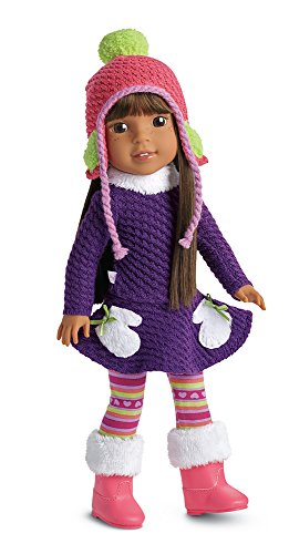 Cozy Outfit - American Girl WellieWishers Casually Cozy Outfit