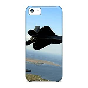 Pretty Iphone 5c Case Cover/ Air Force Series High Quality Case