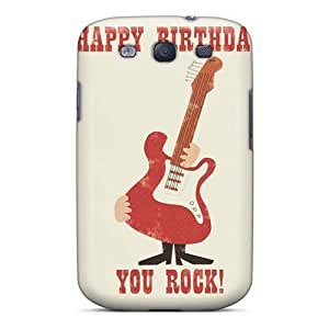 Samsung Galaxy S3 JhO11036jMbE Customized Nice Rolling Stones Pattern Anti-Scratch Cell-phone Hard Covers -JamesKrisky