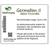 Germaben II - Natural Preservative - Clear Liquid Preservative - Great for making lotion, cream and shampoo - ready to-use complete antimicrobial preservative - 8oz