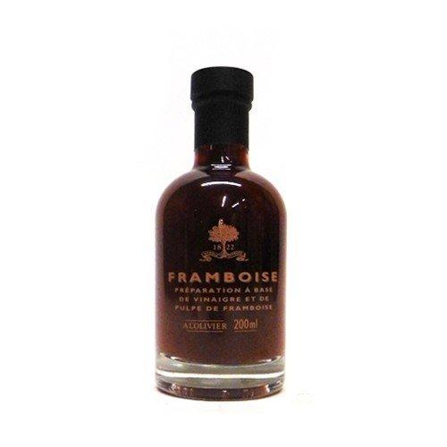 - A L'Olivier Raspberry Fruit Vinegar 200ml