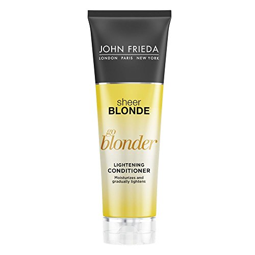 Shampoo Moisture Blonde (John Frieda Sheer Blonde Go Blonder Lightening Conditioner, 8.3 Ounces)