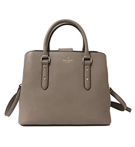 Larchmont Avenue Enangelie Womens Top-Handle Crossbody Shoulder Pebble Leather Bag (cityscape) ()