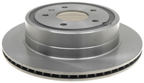 (Raybestos 580543R Professional Grade Disc Brake Rotor - Drum in Hat)