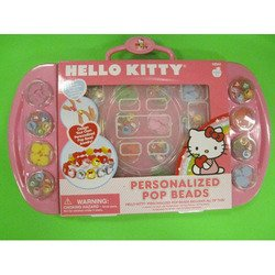 Hello Kitty Personalized Pop Beads with Lap - Personalized Desk Lap