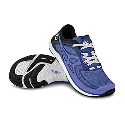 Topo Womens ST-2 Running Shoe Blue/White Size 6.5