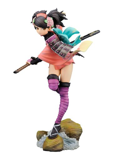 Alter Oboro Muramasa: Momohime 1:8 Scale Pvc Figure (Listed Free Ship)