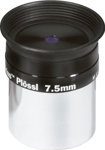 Orion 8738 7.5mm Sirius Plossl Telescope Eyepiece by Orion