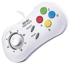 NEOGEO Mini Console Official Control Pad White