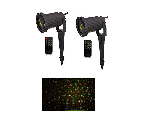 Firefly Landscape Laser Light White