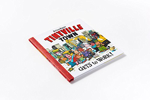 Gets to Work! (A Tinyville Town Book) by Abrams Appleseed (Image #5)