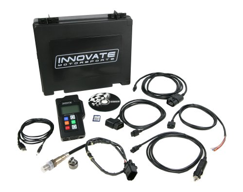 Innovate Motorsports 3806 LM-2 Digital Air/Fuel Ratio Wideband Meter (1 O2 Sensor) and OBD-II Scan Tool