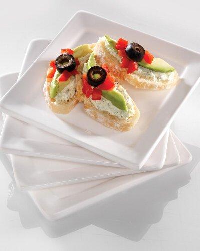 er Plates Set of 4 ()