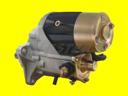 DB Electrical SND0405 Starter For Bobcat, Clark Kubota 753, 763, 773 Skid, 825 T190 /Clark 753 763 773