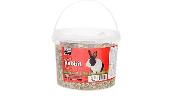 Supreme Russel Original Conejo Alimentos, 10 libras.: Amazon.es: Productos para mascotas