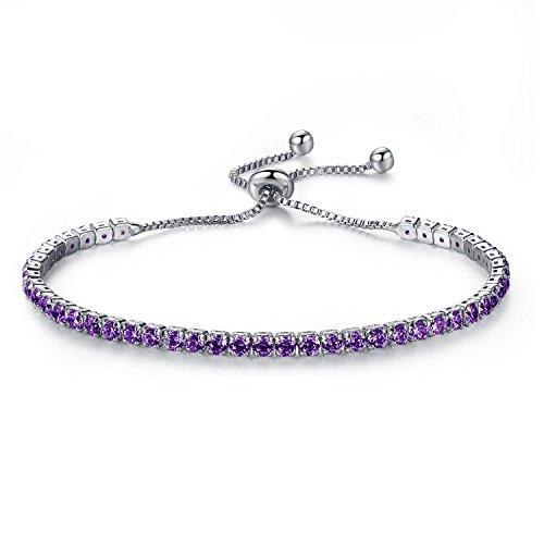 Engagement Platinum Bracelet - 9