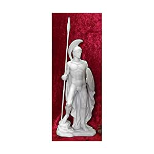 God of War Ares (Mars) Greek Roman Mythology Statue, 12-1/2-inch Sculpture by Veronese