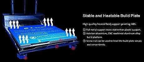 QIDI TECHNOLOGY 3D Printer New Model: X-smart Fully Metal