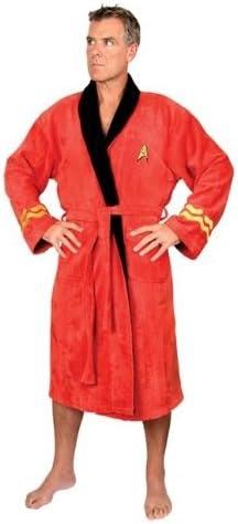 Autre Star Trek Peignoir Sortie De Bain Robe De Chambre Scotty Amazon Co Uk Sports Outdoors