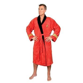 Groovy 90013158 - Batas de Boxeo para Hombre Color Rojo Talla Einheitsgrösse: Amazon.es: Deportes y aire libre