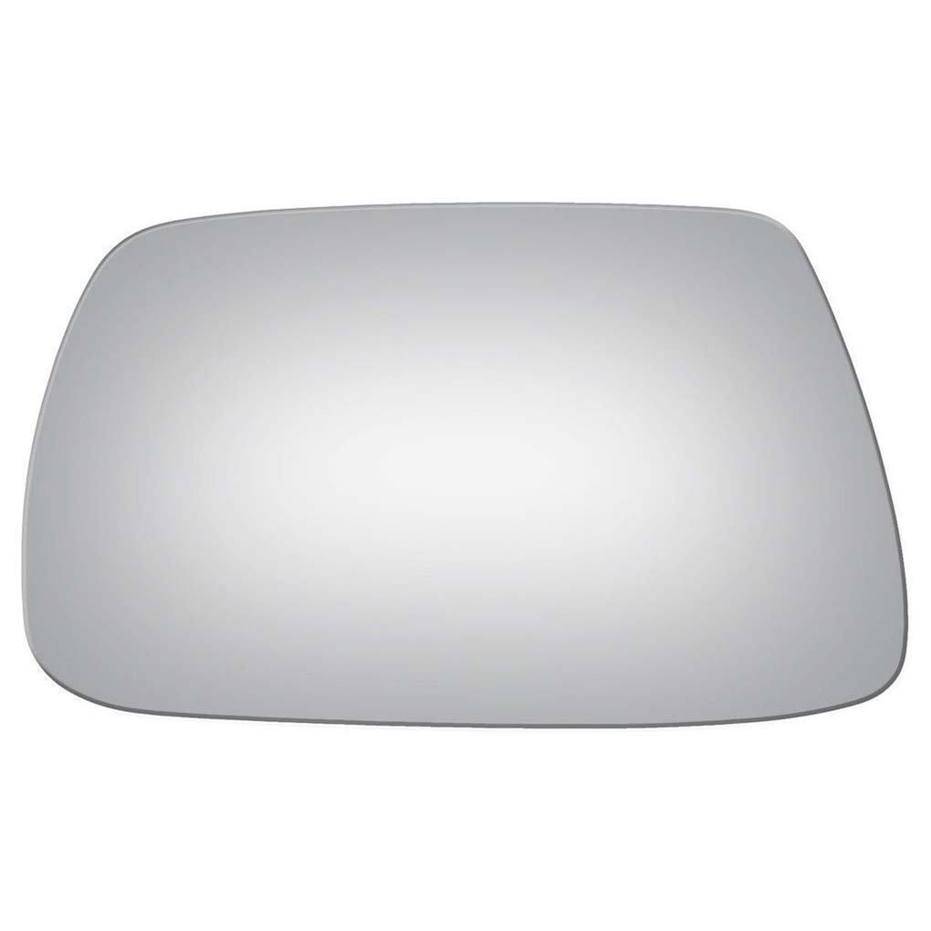 Bomcomi A Sinistra Lato Guida Esterna riscaldata Posteriore View Mirror specchietti retrovisori Esterni Riscaldamento retrovisore Specchio di Vetro per la Jeep Grand Cherokee 2005-2010