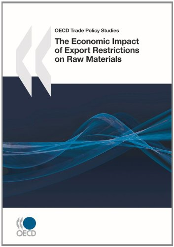 Economic Impact Of Export Restrictions On Raw Materials (Oecd Trade Policy Studies)