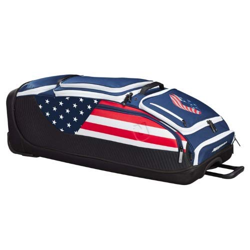 - DeMarini Special Ops Spectre Wheeled Bag - USA