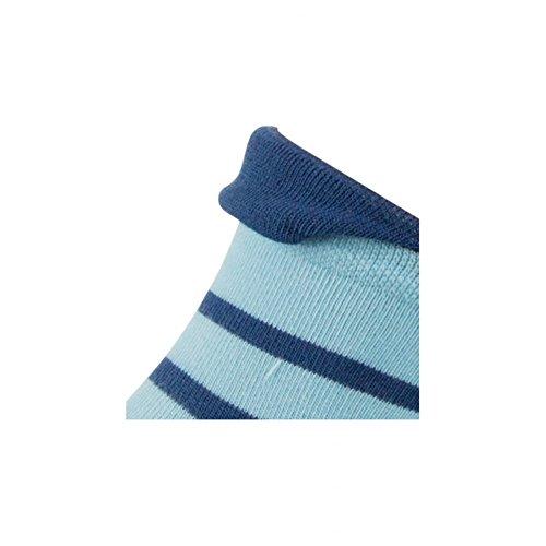 Coton Modèle Parisienne Chaussettes Bleu Courtes Achile En pXw4xnqEt
