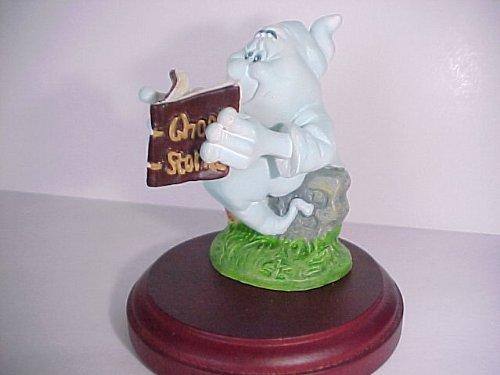 (Jack Graham Sculptoons New Legends Legends of Halloween Blue Ghost Reading Ghost Story Book by Jack Graham)