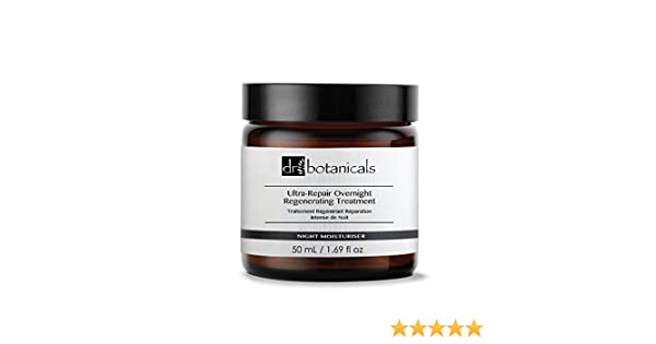 dr botanicals ultra-repair overnight regenerating treatment, 50 gram Neutrogena Rapid Clear Stubborn Acne Cleanser 5 oz (Pack of 3)