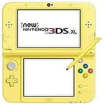 Nintendo Pikachu Yellow Edition New Nintendo 3DS XL Console
