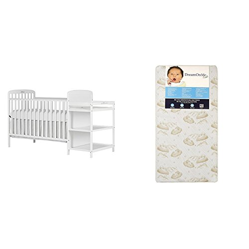 Dream On Me 4 In 1 Full Size Crib And Changing Table Combo