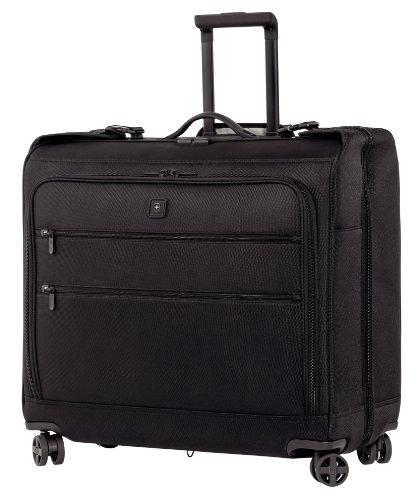 Victorinox Lexicon Dual-Caster Garment Bag, Black, One Size by Victorinox