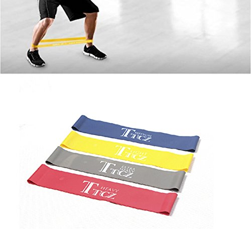 Price comparison product image Bad Dance Band Yoga Rubber Bands Sports & Outdoor - Fitness Elastic Belt Resistance Bands Strength Training Pull Ring - Golosh Pencil Eraser Striation Condom Set Prophylactic Lot - 1PCs