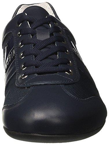 Bikkembergs Springer 012, Sneaker a Collo Basso Uomo blu