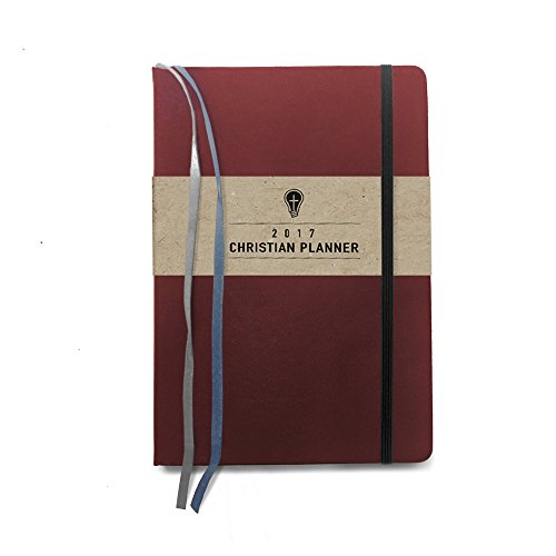the christian planner 2017 weekly monthly daily planner and bible